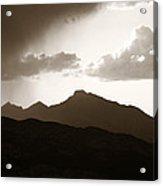 Long's Peak Acrylic Print