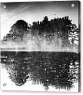 Look Again Its Upside Down Acrylic Print