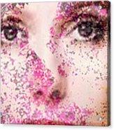 Look Into My Heart Acrylic Print