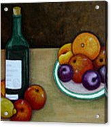 Looking For Cezanne Acrylic Print