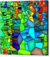 Looking Glass 1 Acrylic Print