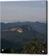 Looking Glass Mountain Acrylic Print