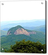 Looking Glass Rock Acrylic Print