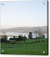 Looking Over Lough Eske - Donegal Ireland Acrylic Print