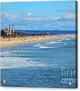 Looking South Acrylic Print