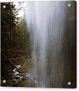 Looking Through Angel Falls Acrylic Print