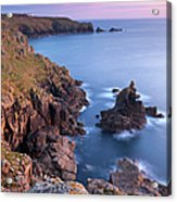 Looking Towards Lands End From The Acrylic Print