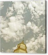 Looking Up At Heaven Acrylic Print