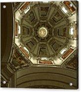Looking Up Salsburg Acrylic Print