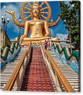 Lord Buddha Acrylic Print