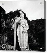 Lord Muruga Acrylic Print