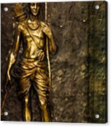 Lord Sri Ram Acrylic Print