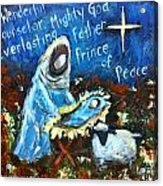 Lord Acrylic Print