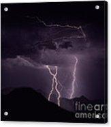 Lordsburg     New Mexico Acrylic Print
