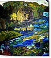 Lore Lake Acrylic Print