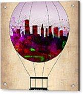 Miami Air Balloon 1 Acrylic Print