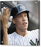 Los Angeles Angels vs New York Yankees Acrylic Print