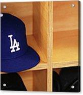 Los Angeles Dodgers V Arizona Acrylic Print