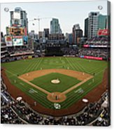 Los Angeles Dodgers V. San Diego Padres Acrylic Print