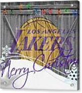 Los Angeles Lakers Acrylic Print