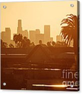 Los Angeles Morning Acrylic Print