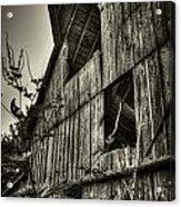 Lost Barn Acrylic Print