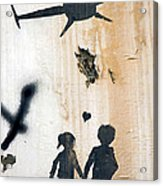 Lost Childhood Acrylic Print