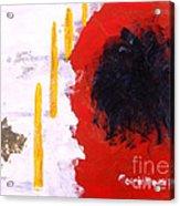 Lost Civilization Acrylic Print by Mounir Mounir
