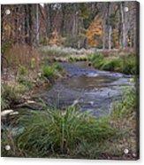 Lost Creek Acrylic Print