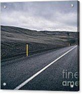 Lost Highway Acrylic Print