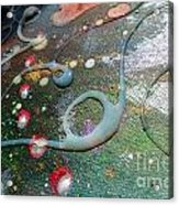 Lost In Space 6 Acrylic Print
