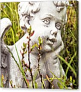 Lost In Thought Acrylic Print