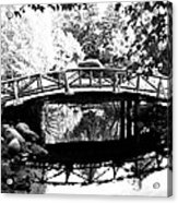 Lost Lagoon Bridge  Acrylic Print