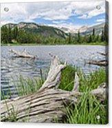 Lost Lake Colorado II Acrylic Print