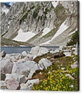 Lost Lake Trail Acrylic Print
