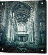 Lost Religion Acrylic Print