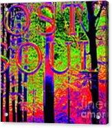 Lost Souls Acrylic Print