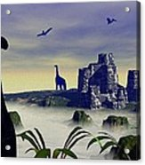 Lost World Acrylic Print