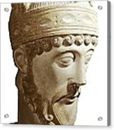 Lothair 941-986. King Of France Acrylic Print