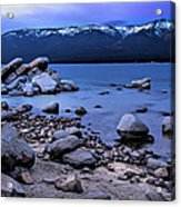 Lots Of Rocks Acrylic Print