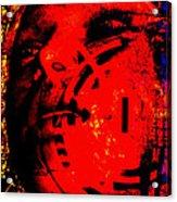 Lotus Queen Acrylic Print