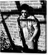 Lou 1980 Acrylic Print