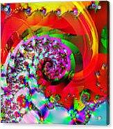 Loud N Proud Acrylic Print