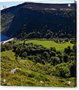Lough Tay Below Luggala Mountain Acrylic Print