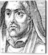 Louis De Blois (1506-1566) Acrylic Print