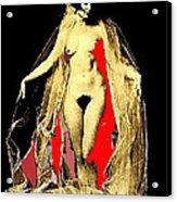 Louise Brooks Nude Circa 1928 Acrylic Print