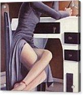 Louise Acrylic Print