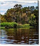 Louisiana Lake II Acrylic Print