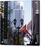 Louisville Buildings 2 Acrylic Print
