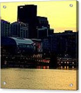Louisville Lights Acrylic Print